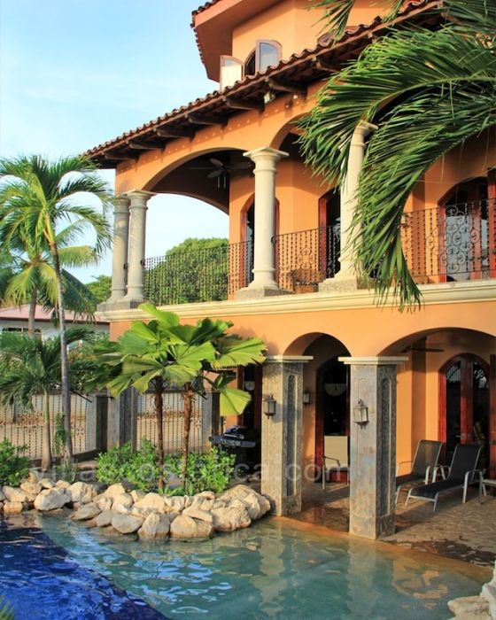 Playa Flamingo vacation home for families, Costa Rica  http://www.villascostarica.com/fl1/index.html