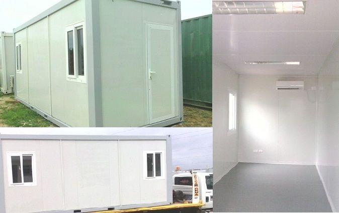 Oficinas Móviles y Contenedores Marítimos Alquiler y Venta