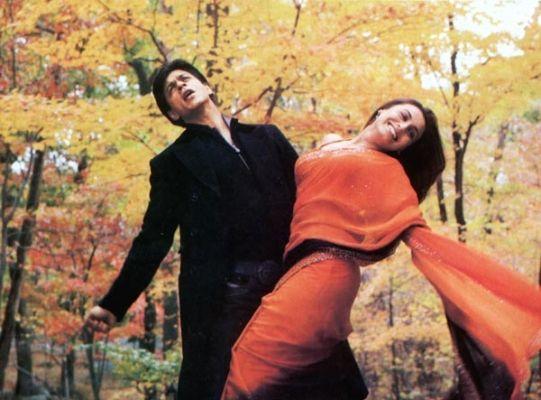 Shah Rukh Khan and Rani Mukherji - Kabhi Alvida Naa Kehna (2006)