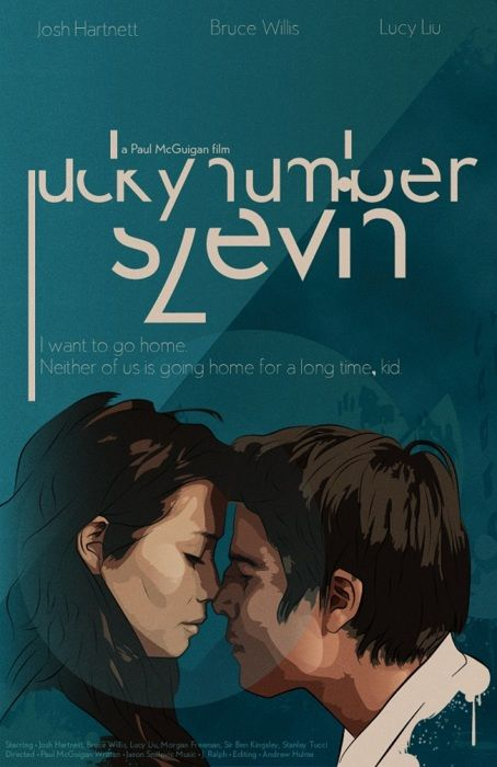 Lucky Number Slevin by DefCise