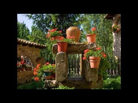 Como hacer jardines sobre troncos de arboles decorativos for Arboles decorativos para jardin