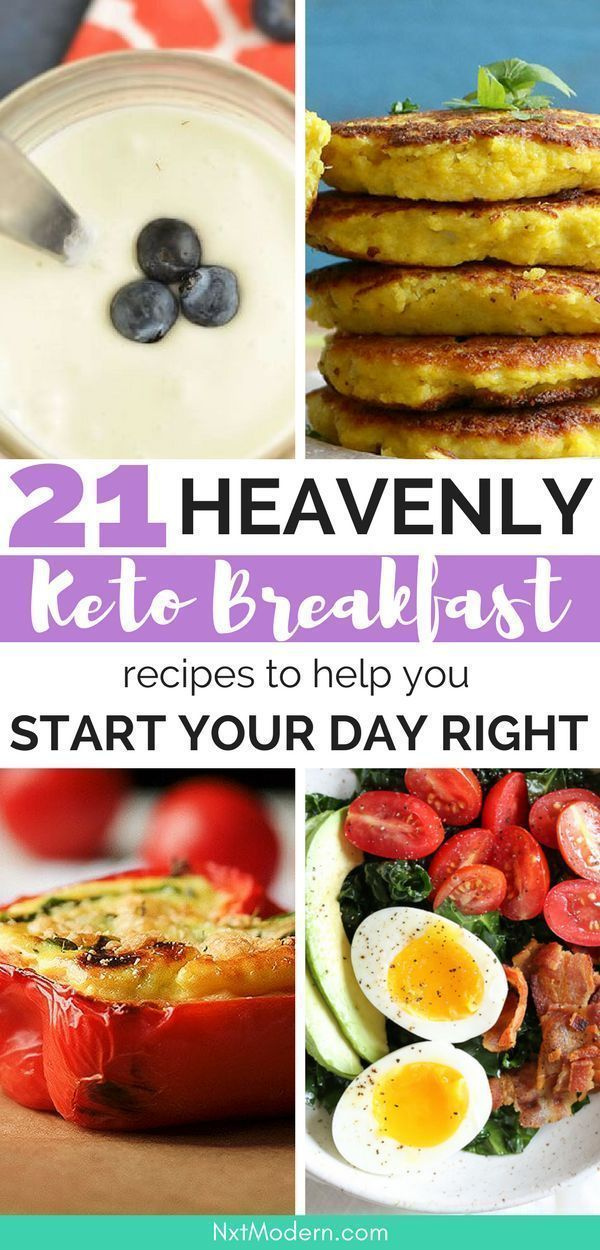 21 Keto Breakfast Recipes to Start Your Day Right
