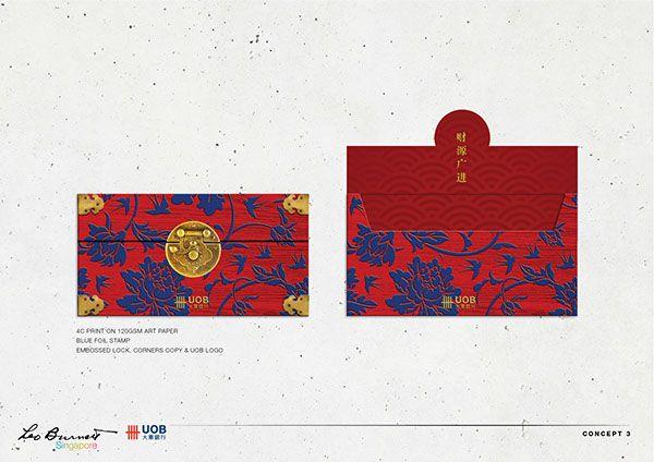 UOB CHINESE NEW YEAR DESIGN on Behance