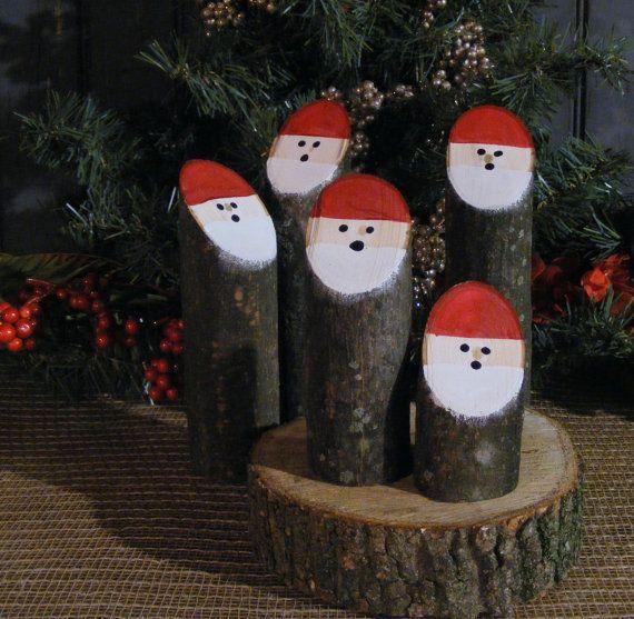 Primitive Christmas Decorations