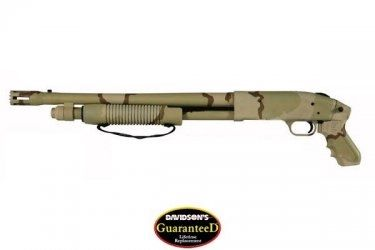 Mossberg 500 Cruiser 12 Gauge Desert Camo Shotgun For Sale at ...