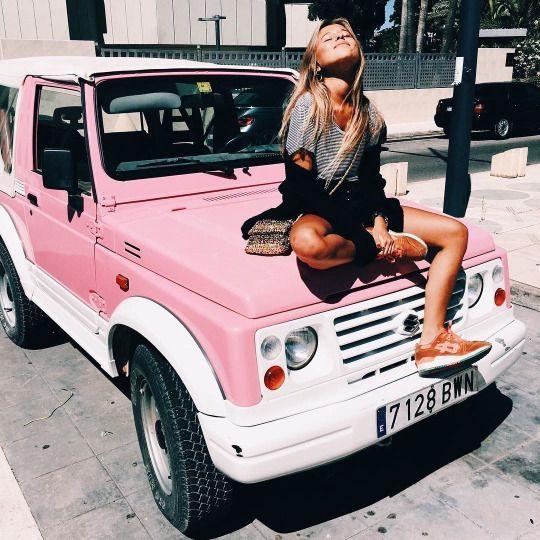 Best 25+ Pink Cars Ideas On Pinterest