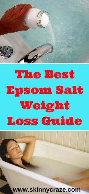 Since the 1900s, Epsom salt has been used for losing weight and aiding other health issues. Even some of your favorite celebrities and athletes have been using Epsom salt baths to slim down. What is Epsom salt?