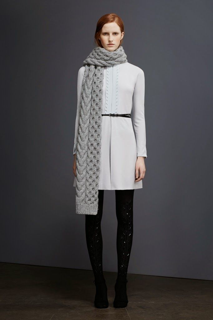 The Collections: Pringle of Scotland Pre-Fall 2015 #Fashion #Pre-Fall2015 #FashionWeek #PreFall2015