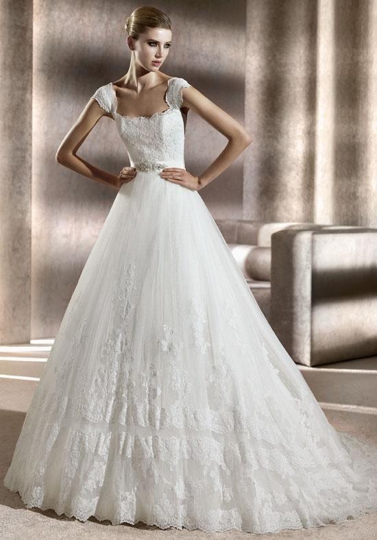 28 best pronovias images on Pinterest | Short wedding gowns, Wedding ...