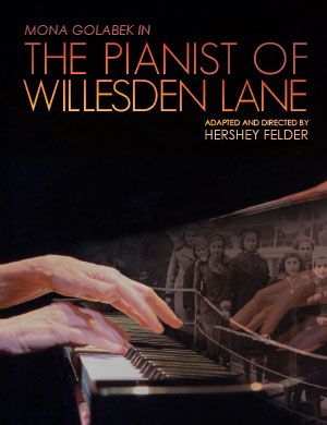 The Pianist of Willesden Lane at Hartford Stage