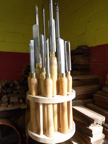 As The Lathe Turns #8: Close Only Counts With.............. - by ...