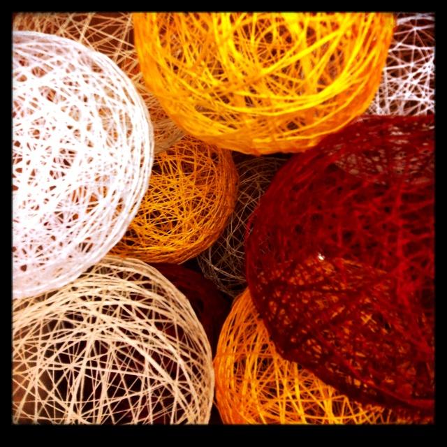 boles de fil