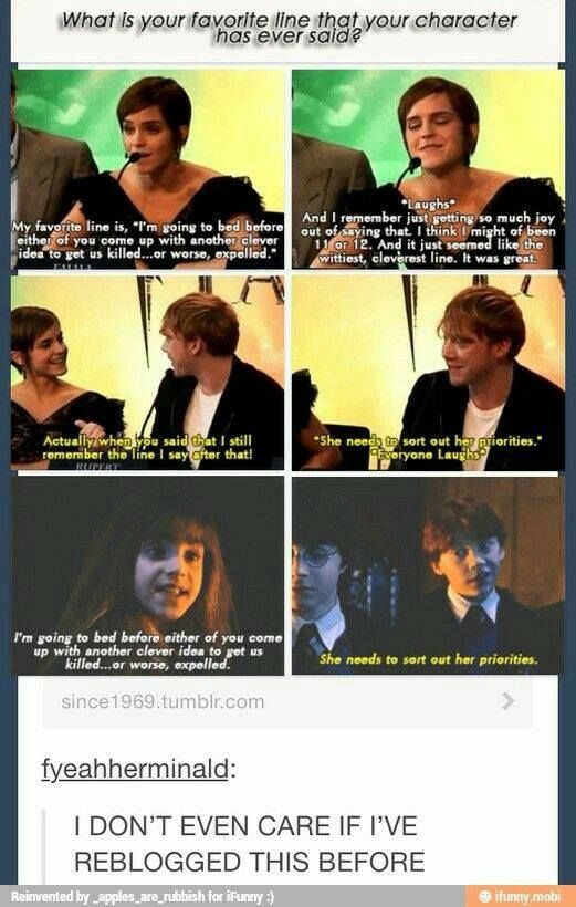 My love for Harry Potter will never end
