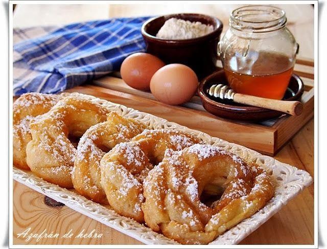 Almojábenas http://www.pinterest.com/adonigon/postres-tradicionales/