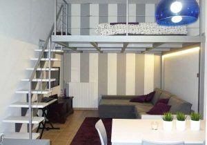 Letti A Castello Ikea Misure.Letto A Soppalco Ikea Fresco Soppalchi In Legno Che Creano Confort