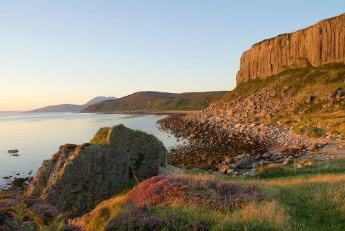 The Doon, Blackwaterfoot, Isle of Arran, Scotland