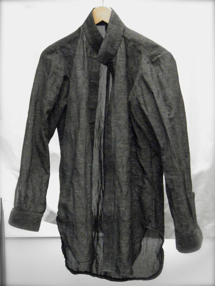 Linen men shirt