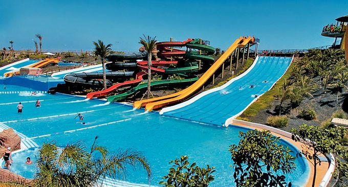 Oasis Duna Aparthotel & Baku Waterpark in Corralejo, Fuerteventura   loveholidays.com