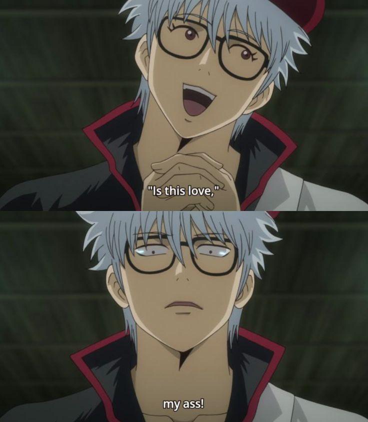 Gintama / Sakata Gintoki / #anime