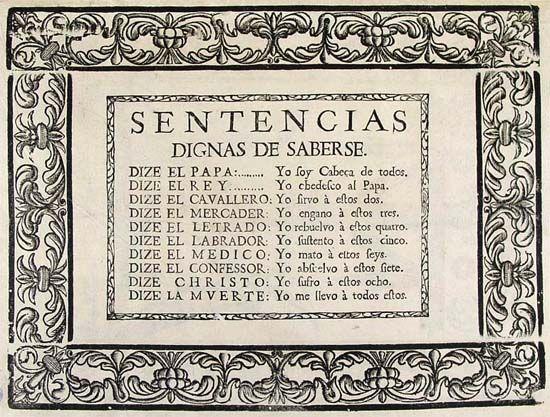 Szentenciák