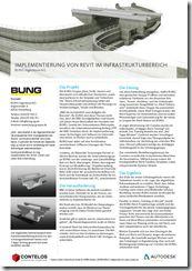 Implementierung von Revit im Infrastrukturbereich –Unternehmensgruppe BUNG