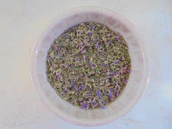 Thyme Dried Herb from Greece Wild Thyme 1.7 oz  by MelirrousBees