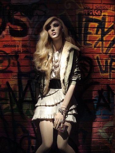 Fashion Window Holt Renfrew