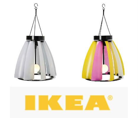 Did you know that you can get wind-powered lighting for your yard or garden - and that it's affordable? Leave it to IKEA to bring modern, attractively desi