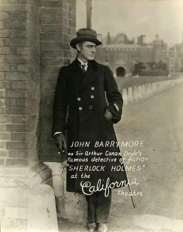 Sherlock Holmes 1922 Lobby Cards Sherlock Sherlock Holmes Sherlock Holmes Watson