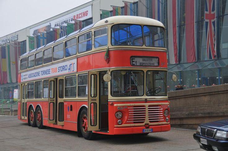 Autobus 2 piani Viberti