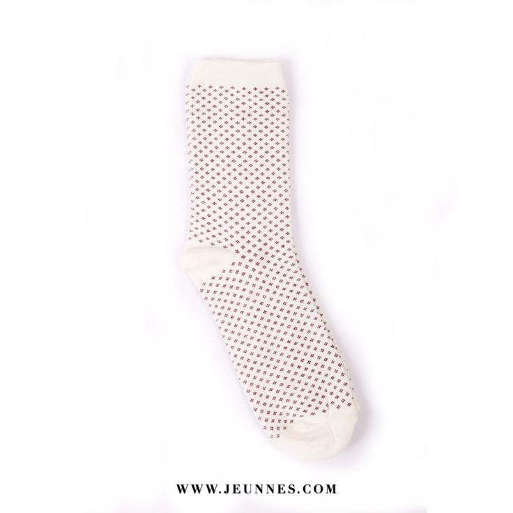 Flower Dot Socks Only 40k idr  Happy weekend, happy sunday, happy shopping :)