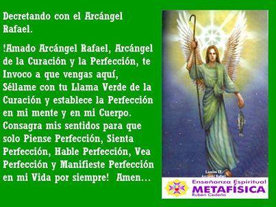 #Metafisica #espiritualidad #Arcangeles