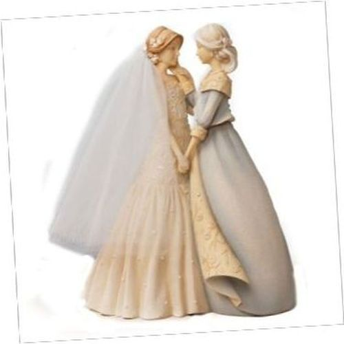 Mother And Bride Figurine | Wedding Gifts | Mother Of The Bride Gift Ideas
