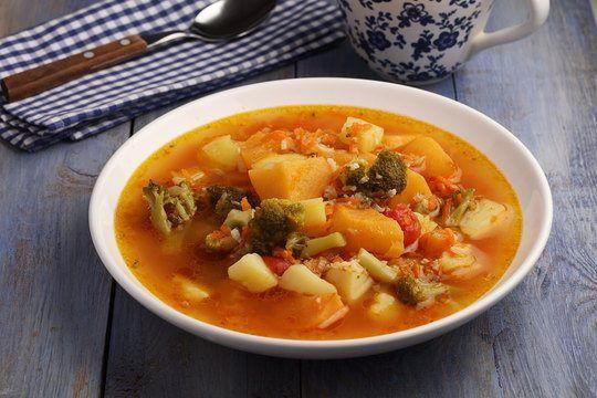 Мобильный LiveInternet 5 вкуснейших домашних супов с рисом | Рецепты_домохозяек - Рецепты домохозяек |