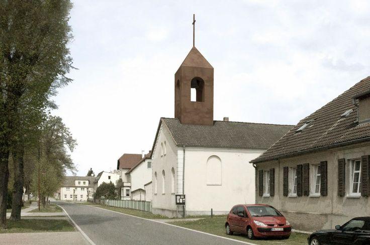 Glockentum Melchow 01 - Melchow Brandenburg