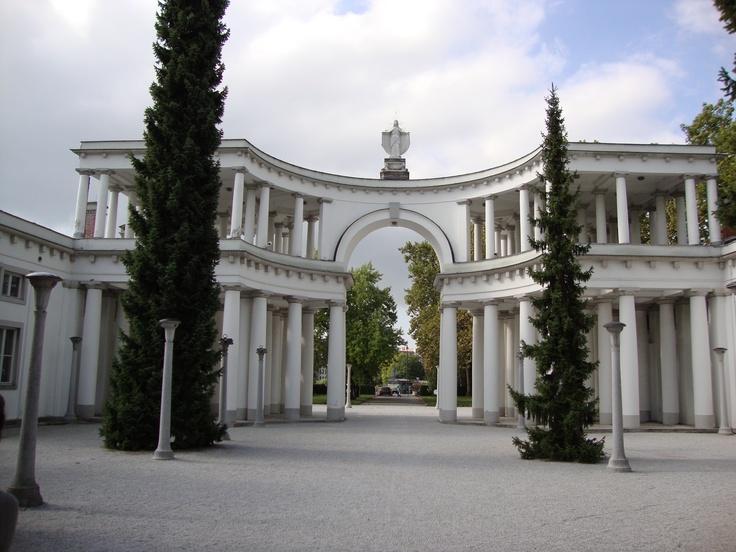 Jože Plečnik cimitery