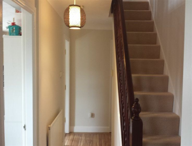 dulux nutmeg white with floorboards