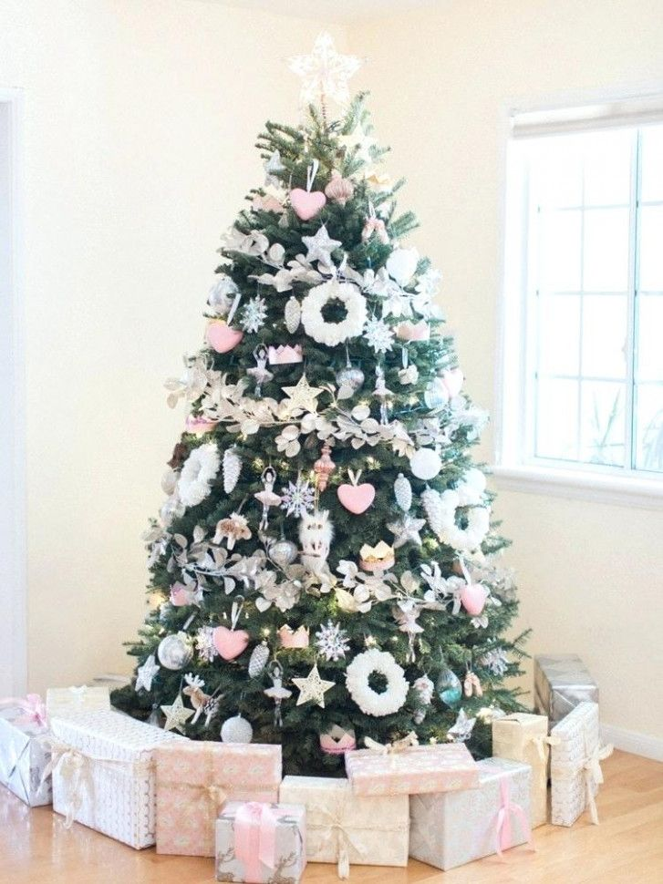 Ten Ideas To Organize Your Own Pink Christmas Tree Decorations The Range Pink Chr Pink Christmas Tree Decorations Christmas Tree Christmas Themes Decorations