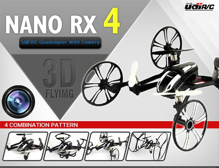 World premiere Remote Control Toys R/C Nano RX4 4-Axis RC Quadcopter with 6-Axis Gyro 4 Combination Pattern Helicopter //Price: $US $59.31 & FREE Shipping //     #toys
