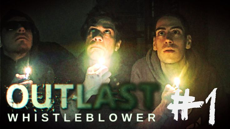 Τρομακτικές και αστείες στιγμές Outlast Whistleblower