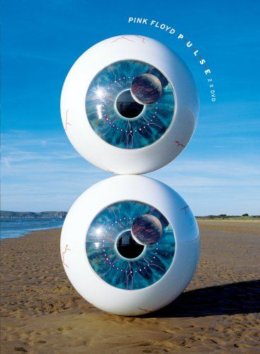 Pink Floyd - Pulse (DVD cover) Storm Thorgerson