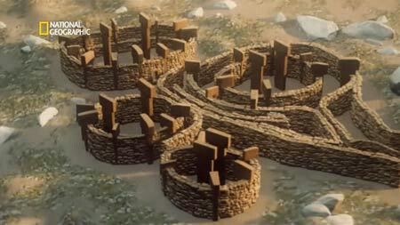 Gobekli Tepe, the oldest temple on earth. Stonehenge was built about 4000 years ago. Egypt's Pyramids started around 4700 years ago. Gobekli Tepe is 12,000 years old! Located in eastern Turkey, not far from the Euphrates.