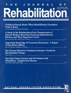 Online  Journal of Rehabilitation