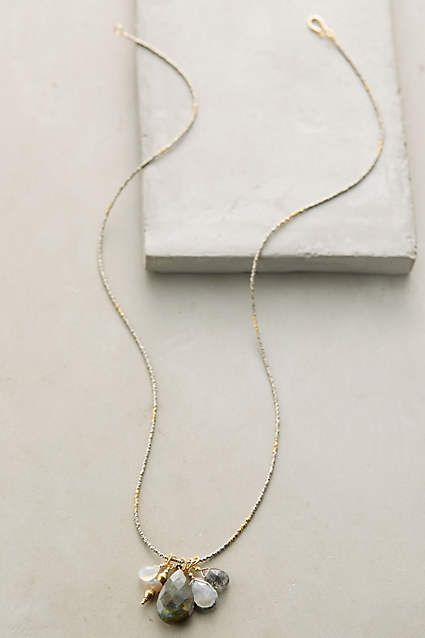 Moon River Necklace - anthropologie.com