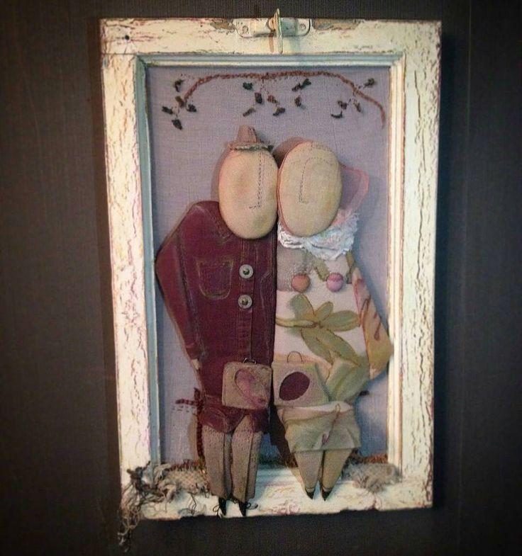 """Автор : @t_serykh - """"Сквозняк"""", или """"Повернувшись друг к другу спиной мы на грани разрыва сердец""""... Публикация Мастеров 🍁 #ручнаяработа #handmade #хендмейд ______________________________  #мореидей #ooak #подарокручнойработы #чудеса  #handmadegifts #ярмаркамастеров  #прекрасное #назаказ #подарокмаме #подарокназаказ #сделаноруками #collections #hobby #сделанослюбовью #ручная_работа #авторскиеизделия #интерьер #подарок  #design #decor #doll #artdoll #dollart #декор #дом #текстильнаякукла…"""