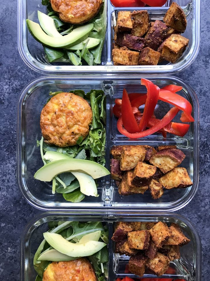 Hi friends! It's meal prep Monday over here! Are you as impressed as I am with my ninja prepping skills? These little beauties are loaded with a delicious combo of healthy fats, protein, ve…