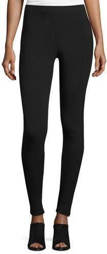 Joan Vass Full-Length Leggings Black Plus Size * Find out more about the great product at the image link.