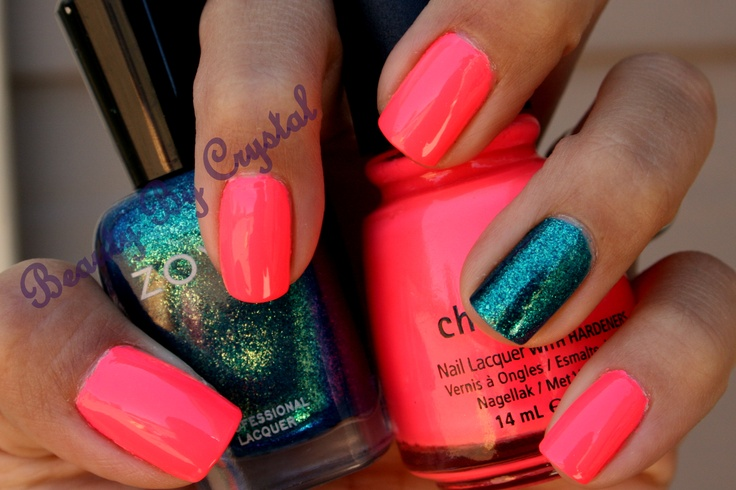 102 best My Nails! images on Pinterest | Crystal, Crystals and Krystal