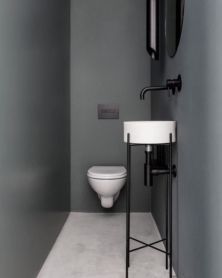 A small bathroom made beautiful in this pared back tel for Sm bathroom ideas