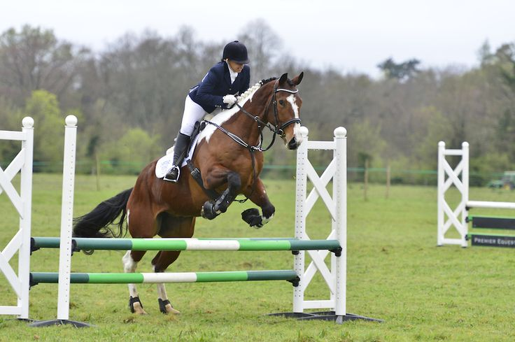 Chantelle Evans on riding for Chipstead at the Festival of Horse Challenge Heath Farm, 6 April 2014